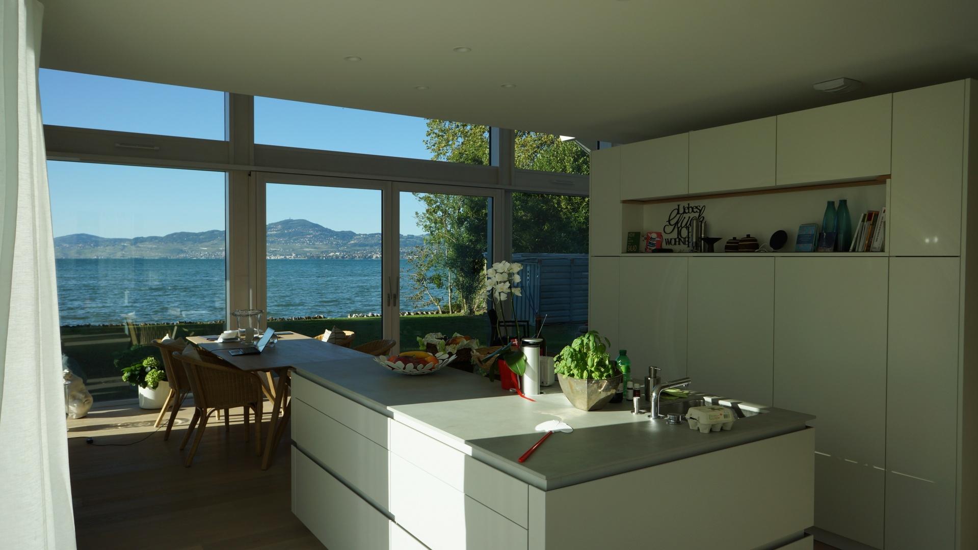 cuisine avec vue © aec architectes