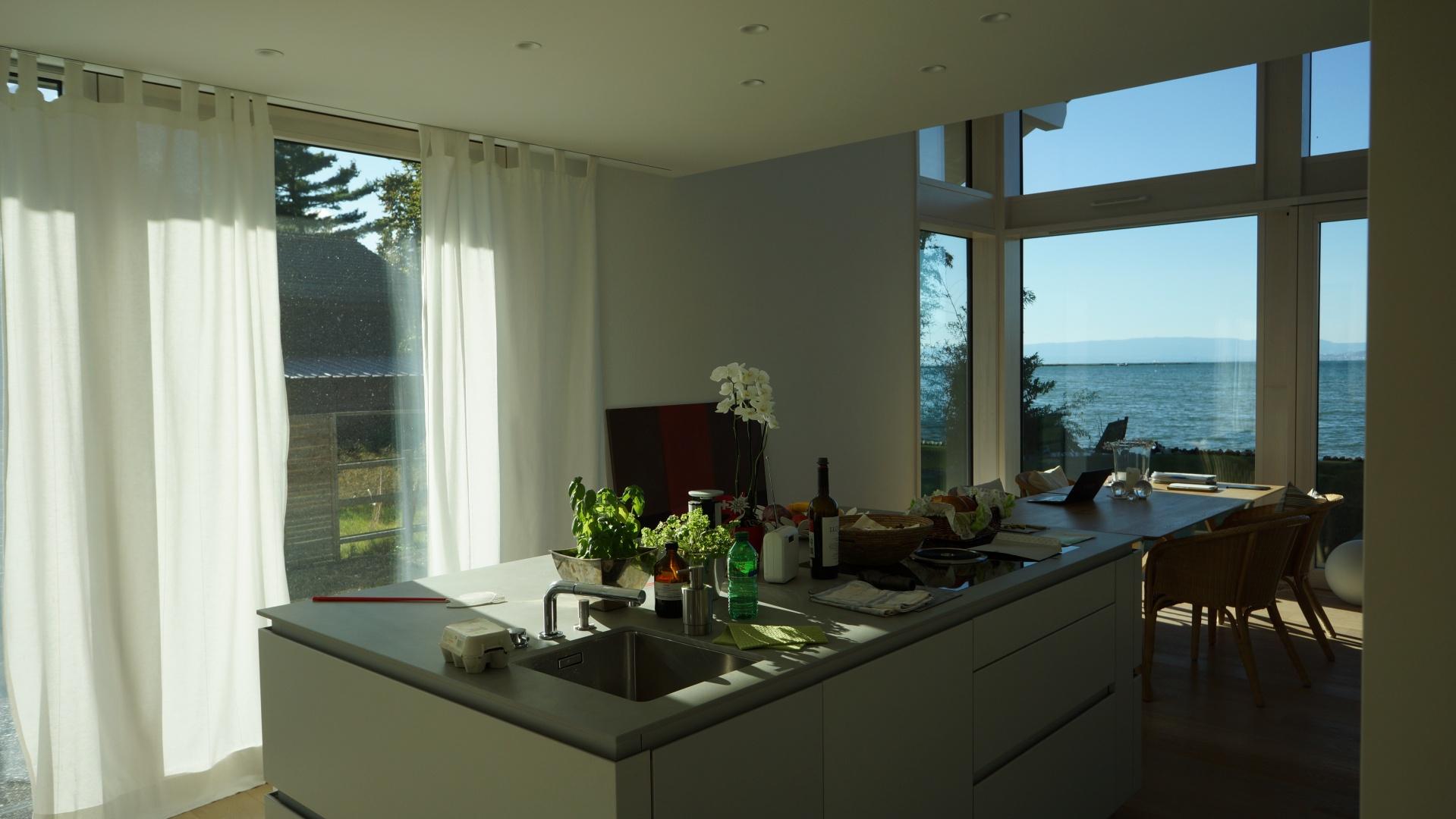 espace cuisine © aec architectes