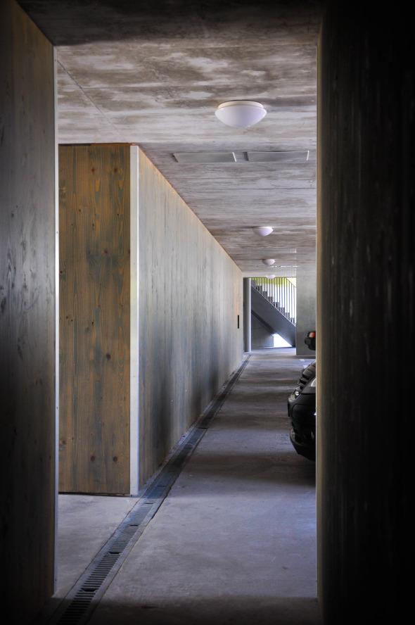 Erdgeschoss © Corinne Cuendet