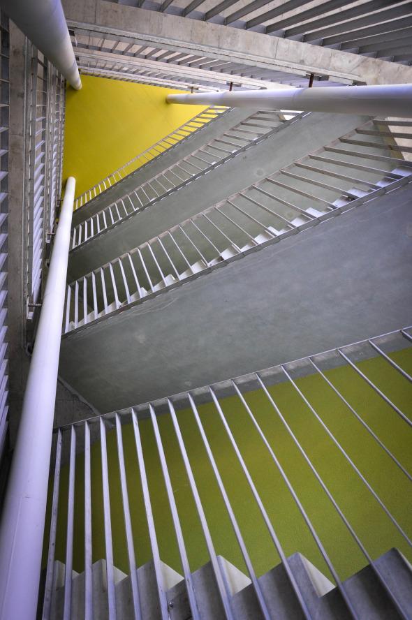 Treppen © Corinne Cuendet