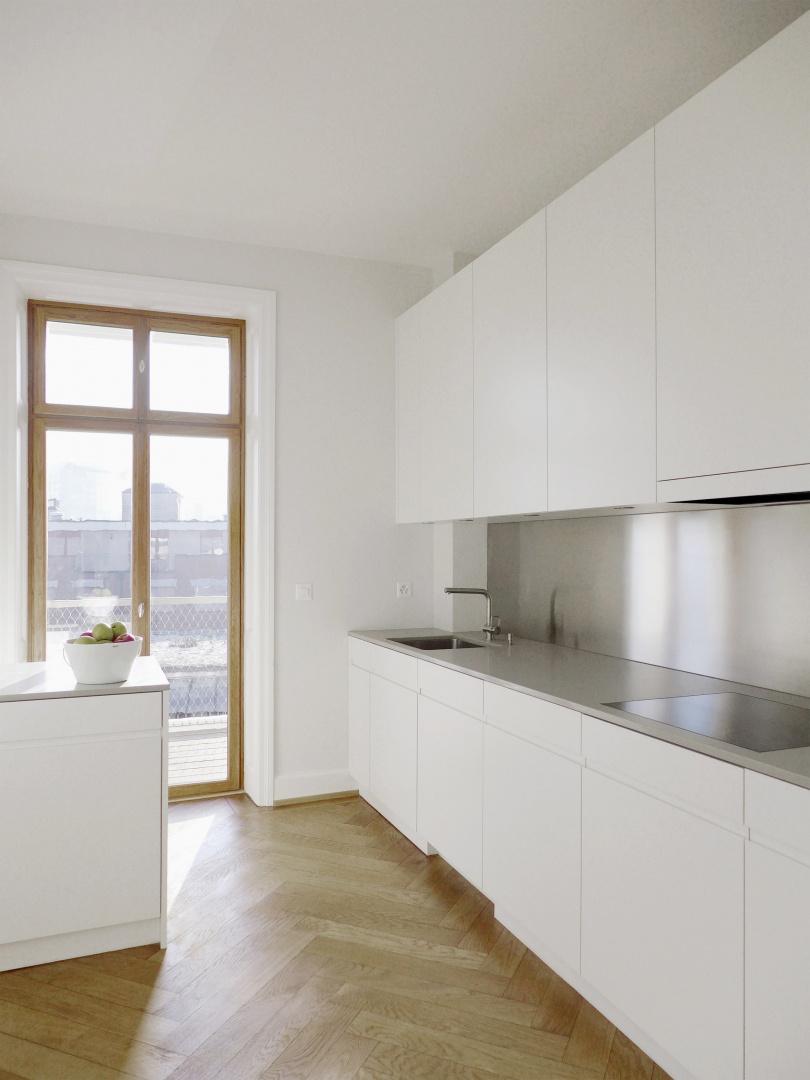 Küche © Tom Bisig, Basel