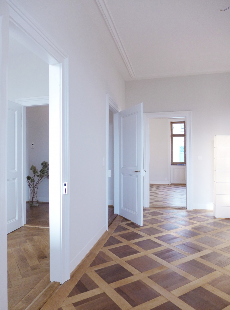 1.Obergeschoss © Forsberg Architekten