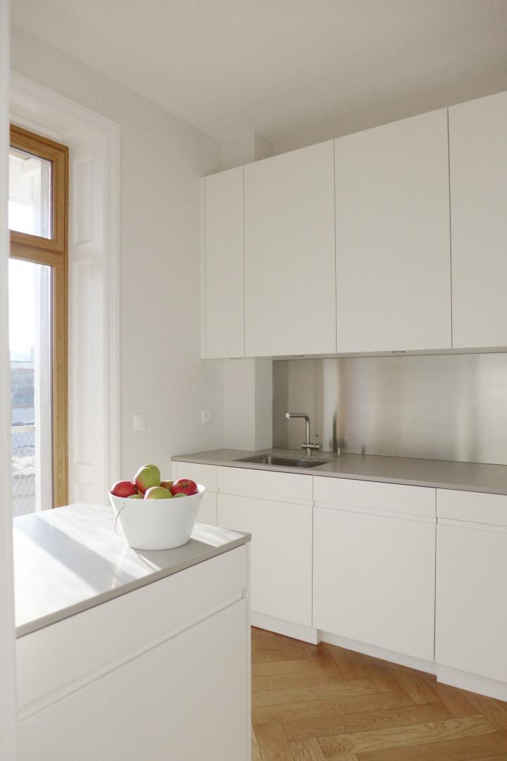Küche © Forsberg Architekten