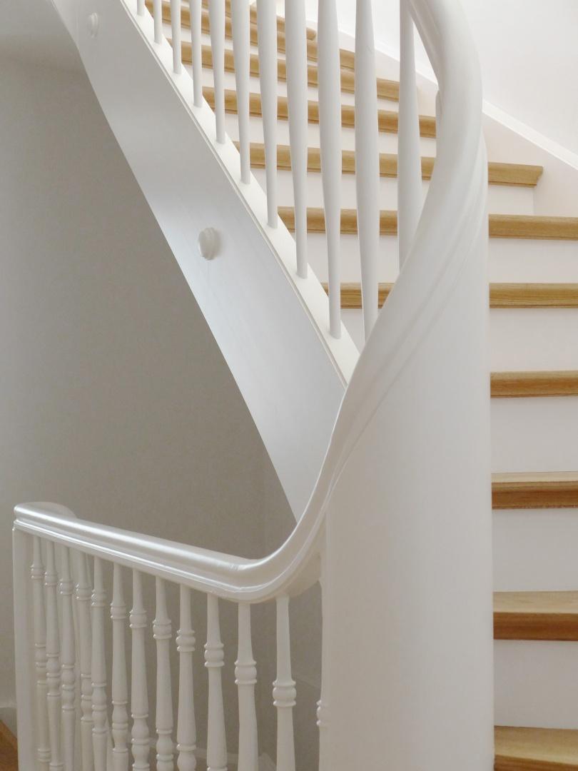 Treppe © Forsberg Architekten