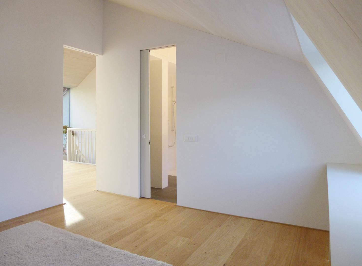 Dachgeschoss © Forsberg Architekten