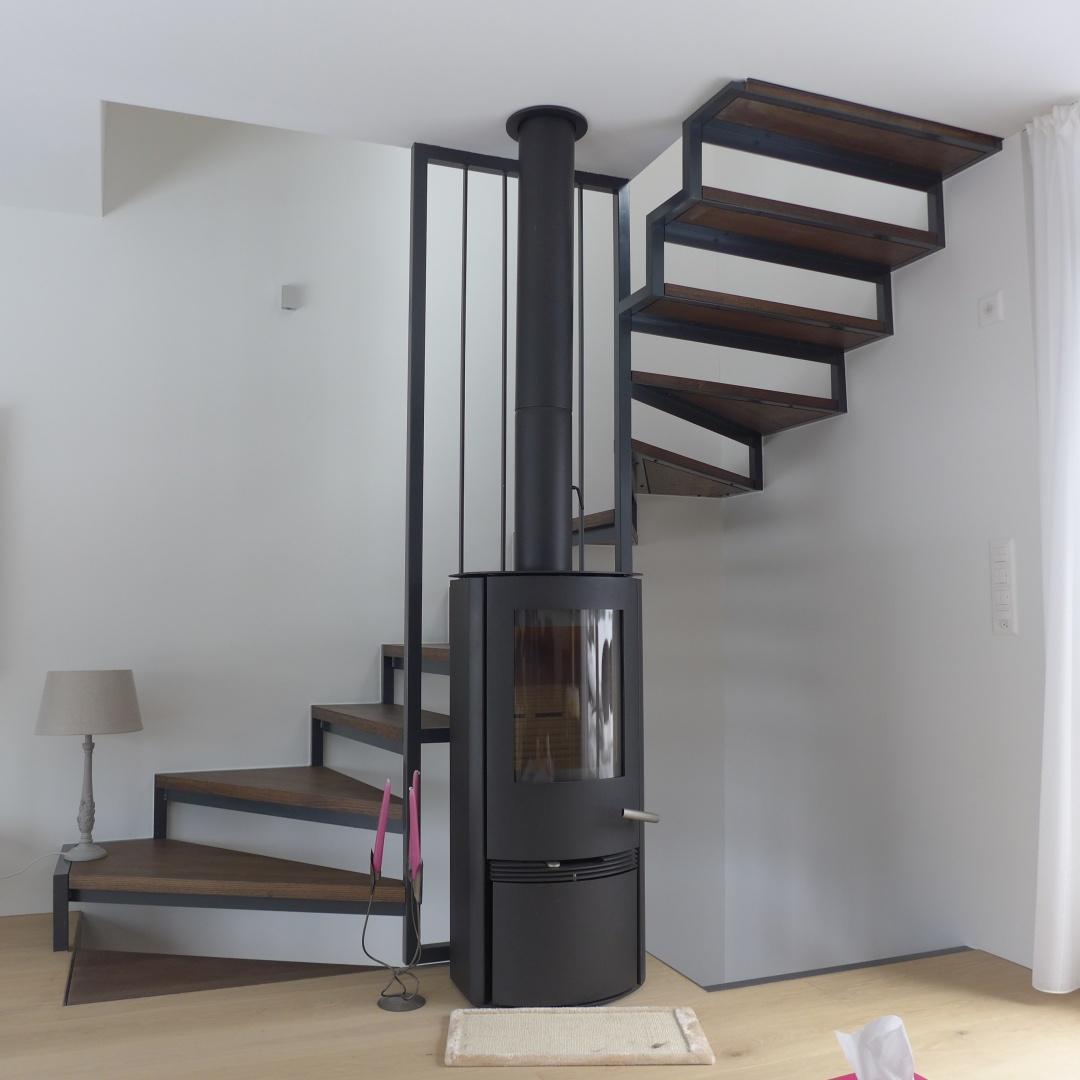 Treppe, Skulptur © Andreas Studer
