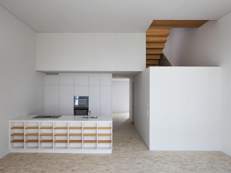 überhoher Wohnraum © Christian Senti
