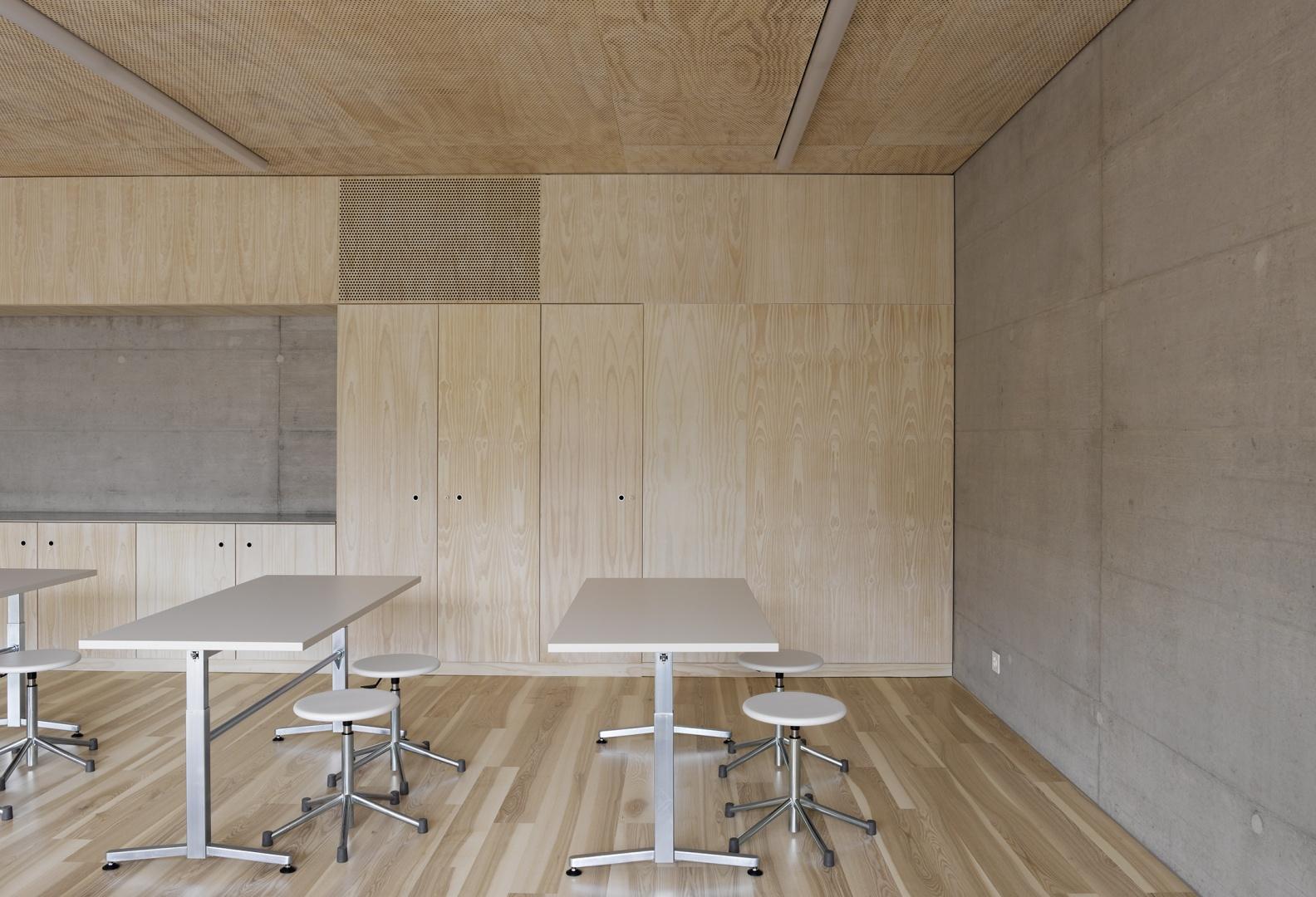 Classe bricolage © foto: Dominique Uldry, Bern