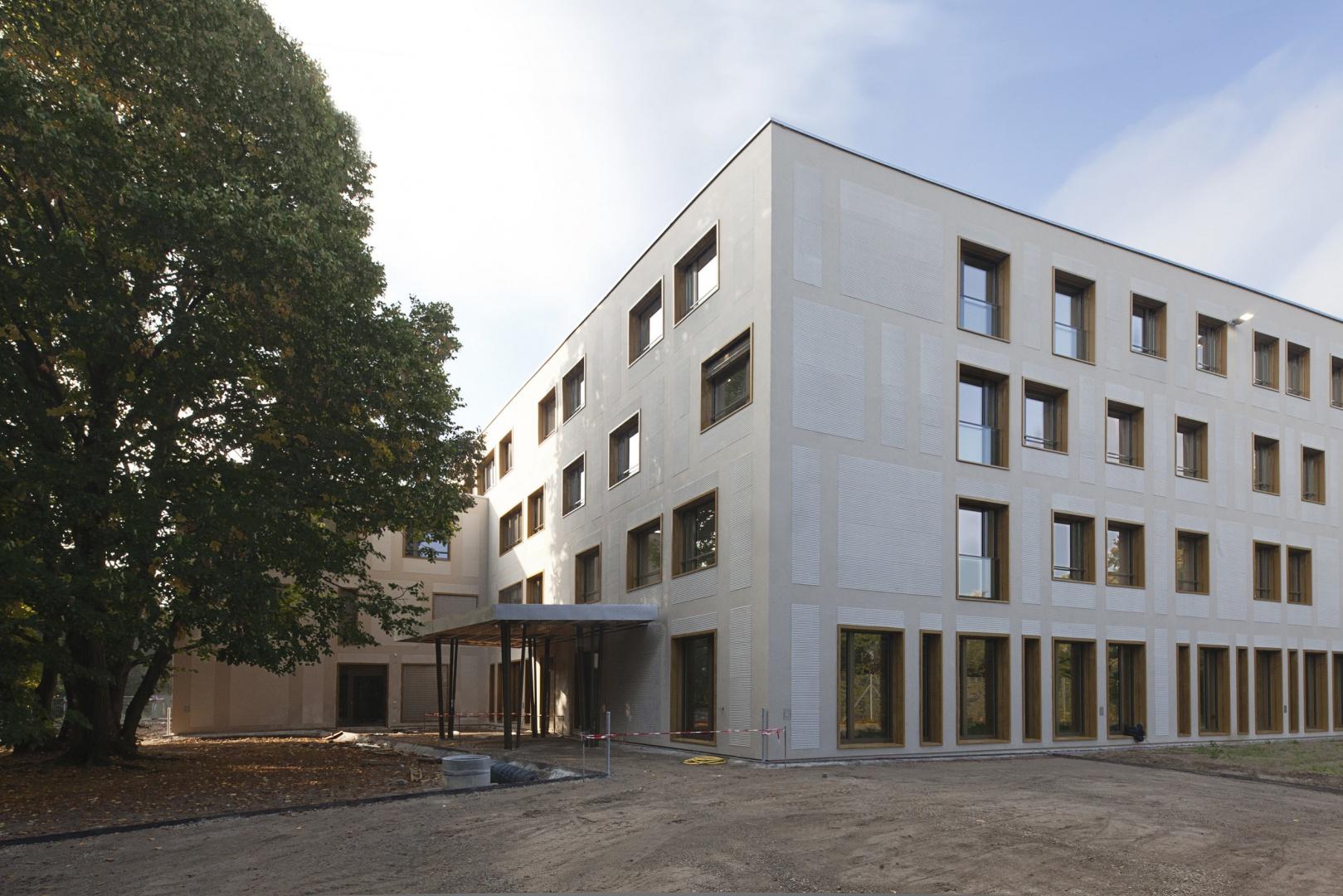 Kinder- und Jugendpsychiatrisches Zentrum Königsfelden, Windisch © Daniel Erne, Photography GmbH Waidlistrasse 12, 8810 Horgen