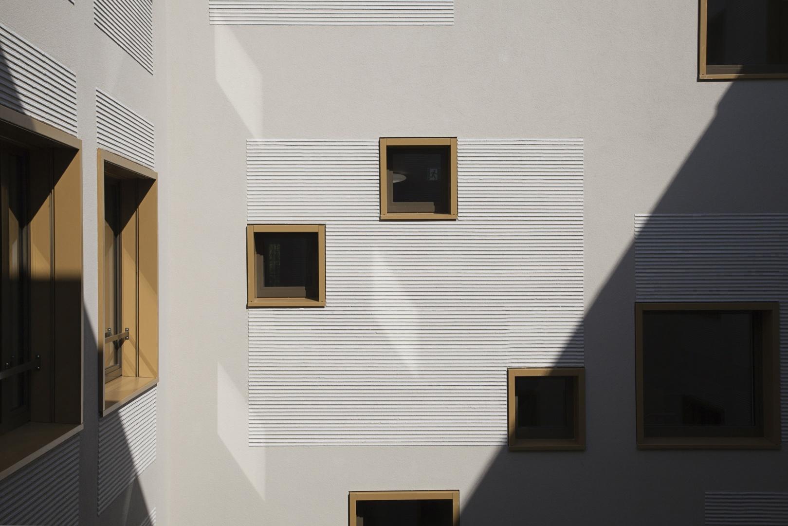 KJPZ_Fassade © Daniel Erne, Horgen