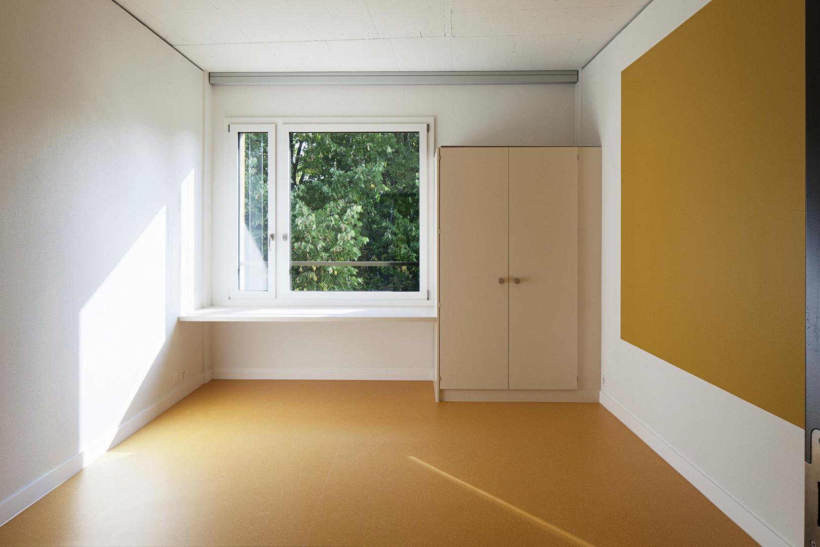 KJPZ_Patientenzimmer © Daniel Erne, Horgen