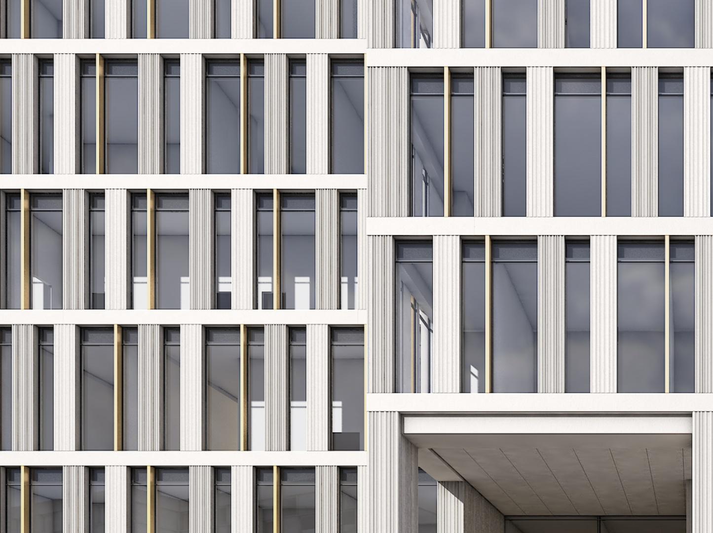 BB12 - Fassadenmockup © Planergemeinschaft Archipel, Seelandweg 7, 3013 Bern