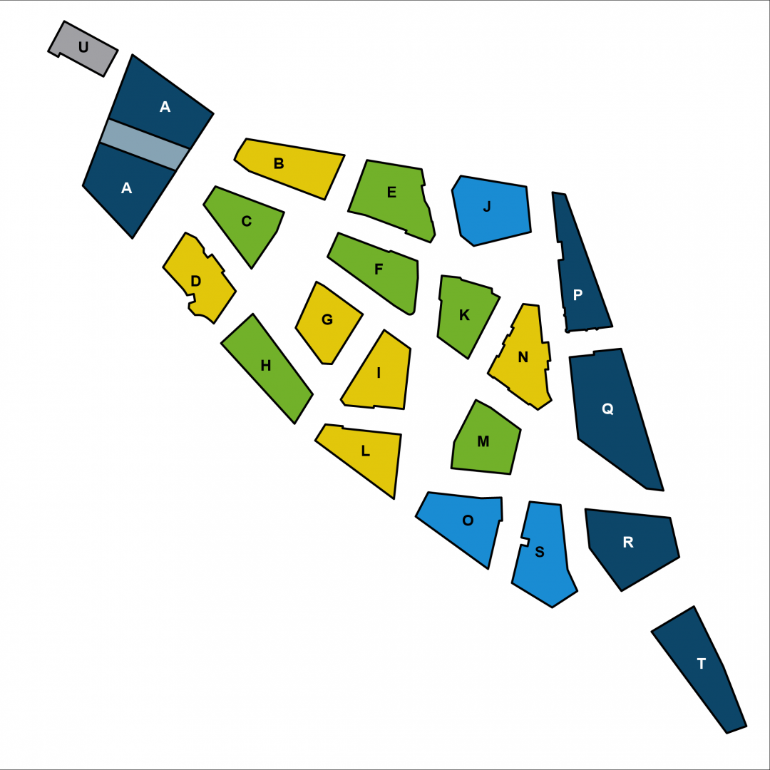 MasterplanSchema © DUPLEX Architekten | IttenBrechbühl