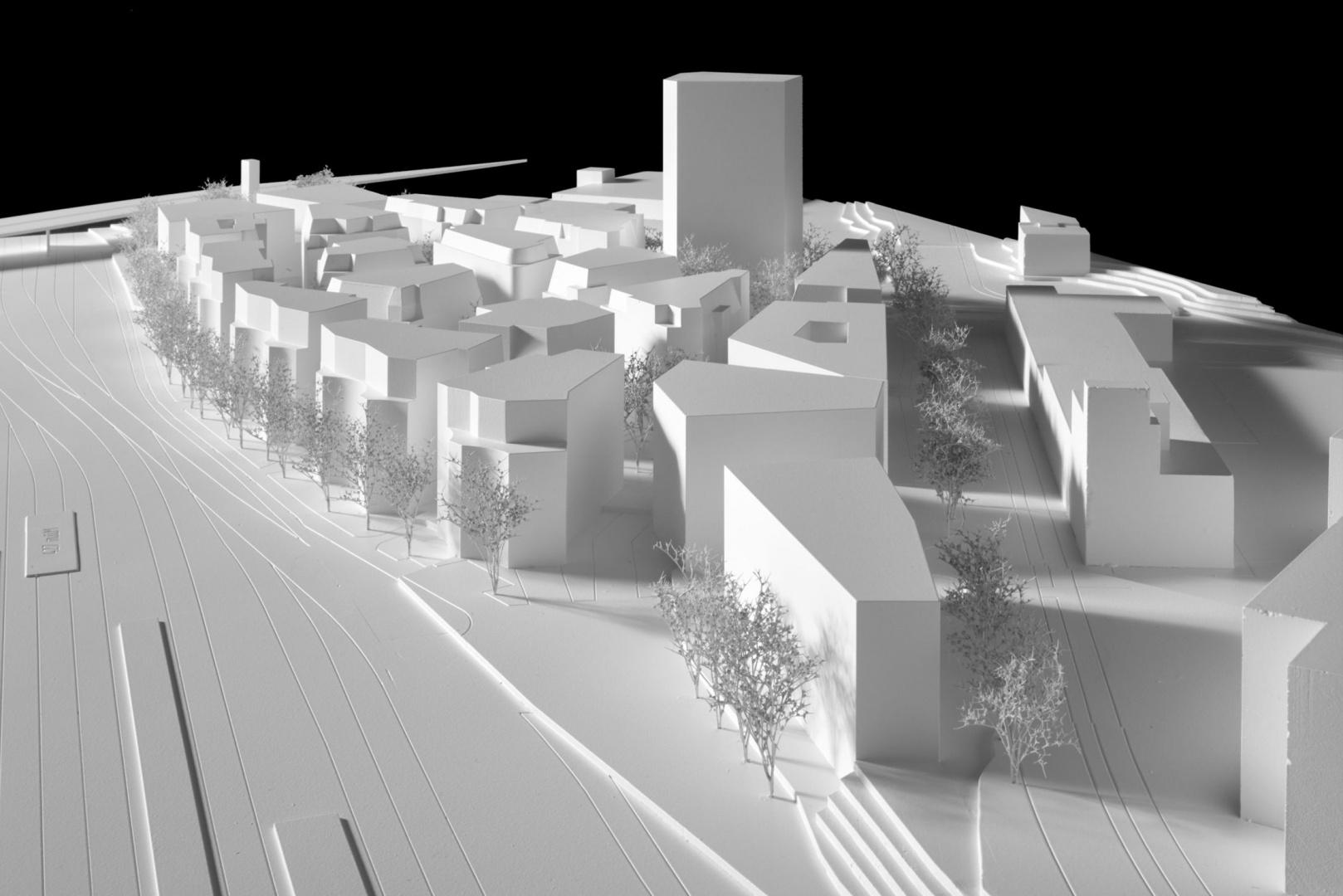 Mastermodell_02 © Duplex Architekten AG