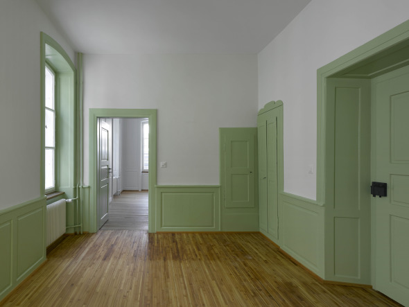 Wohnraum © Roger Frei