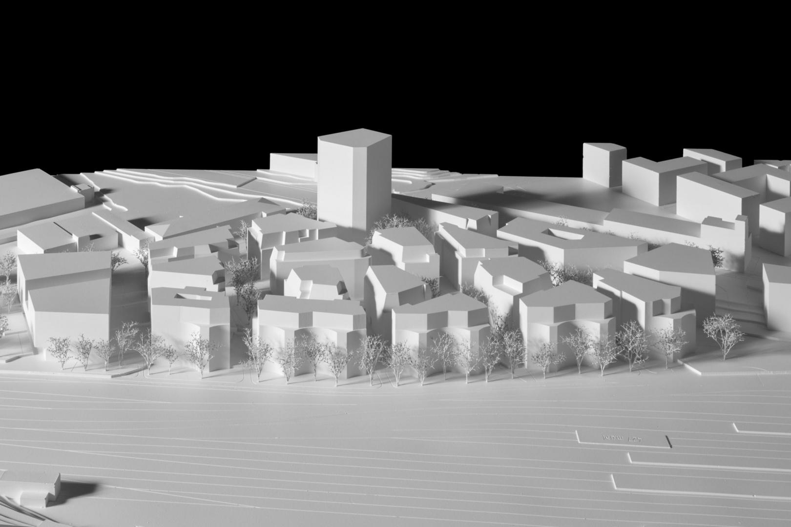 Mastermodell_01 © Duplex Architekten AG