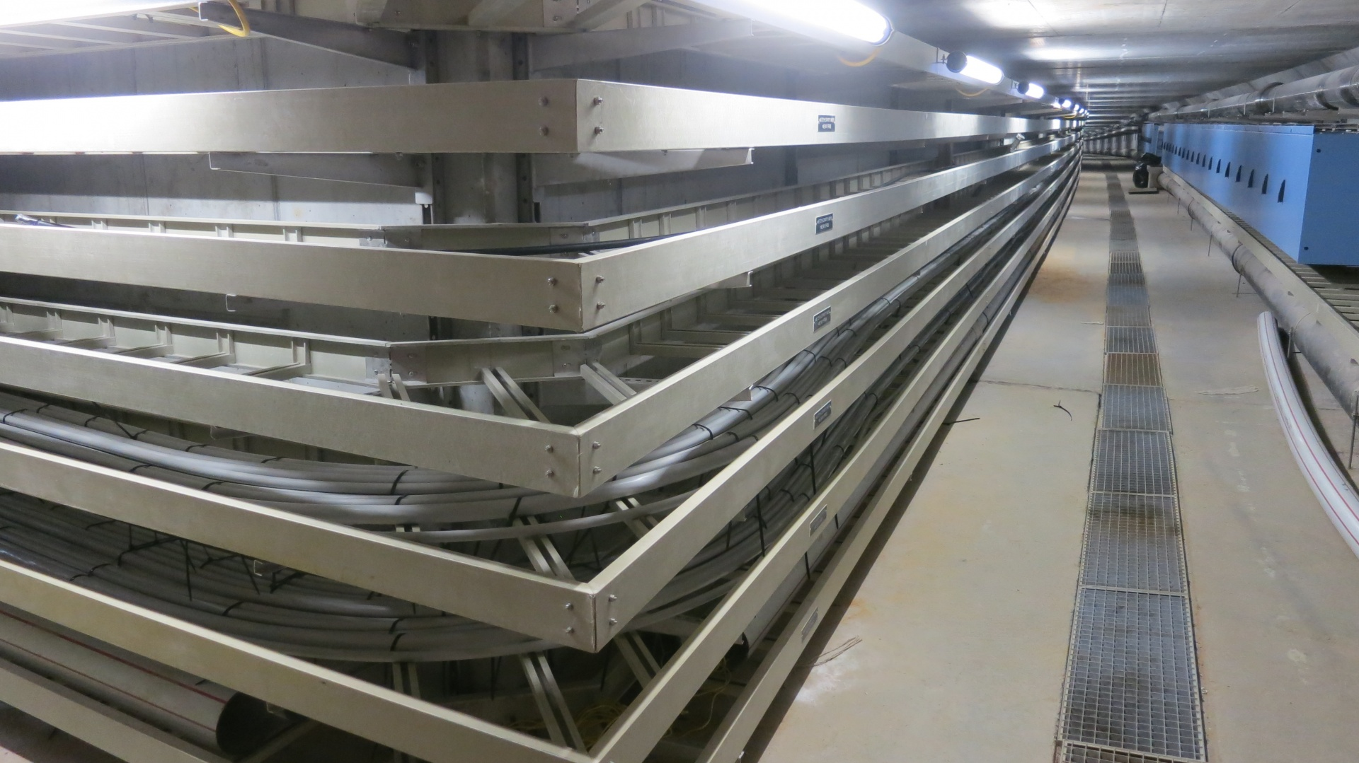 Werkleitungskanal © Salzmann AG IED Engineering