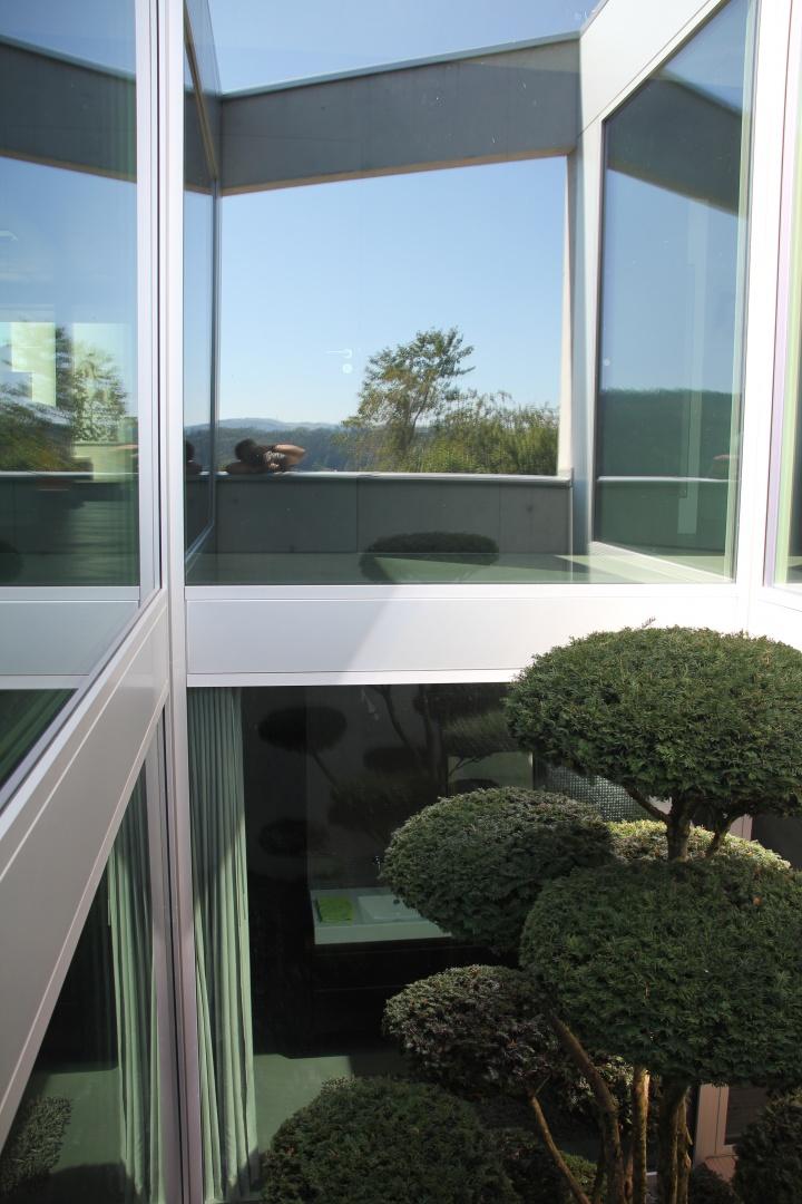 patio intérieur © kaiser & wittwer sa