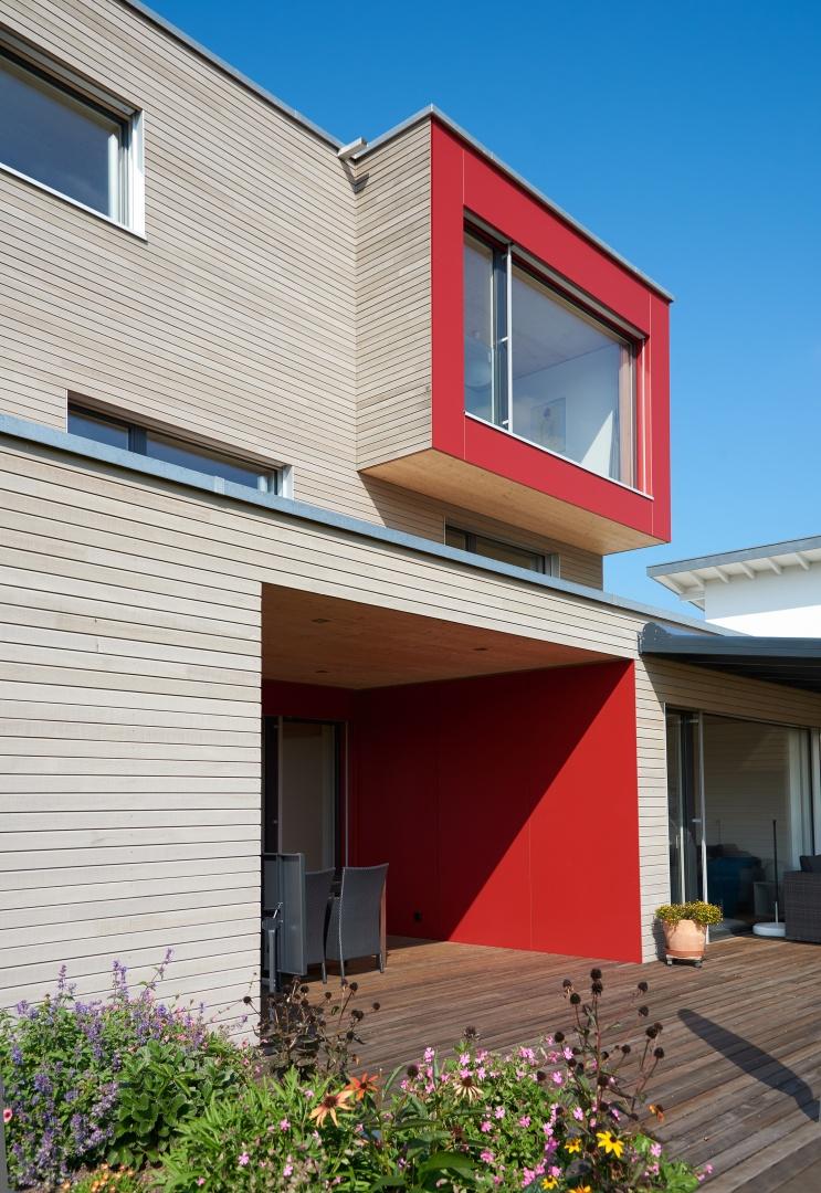 Maison En Bois Minergie P Documentation Suisse Du Batiment