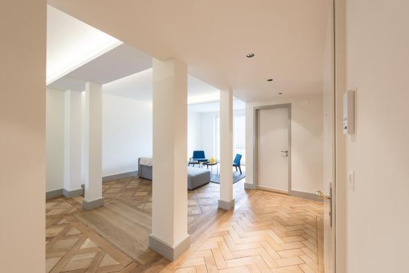 Eingangssituation © Juho Nyberg Architektur GmbH