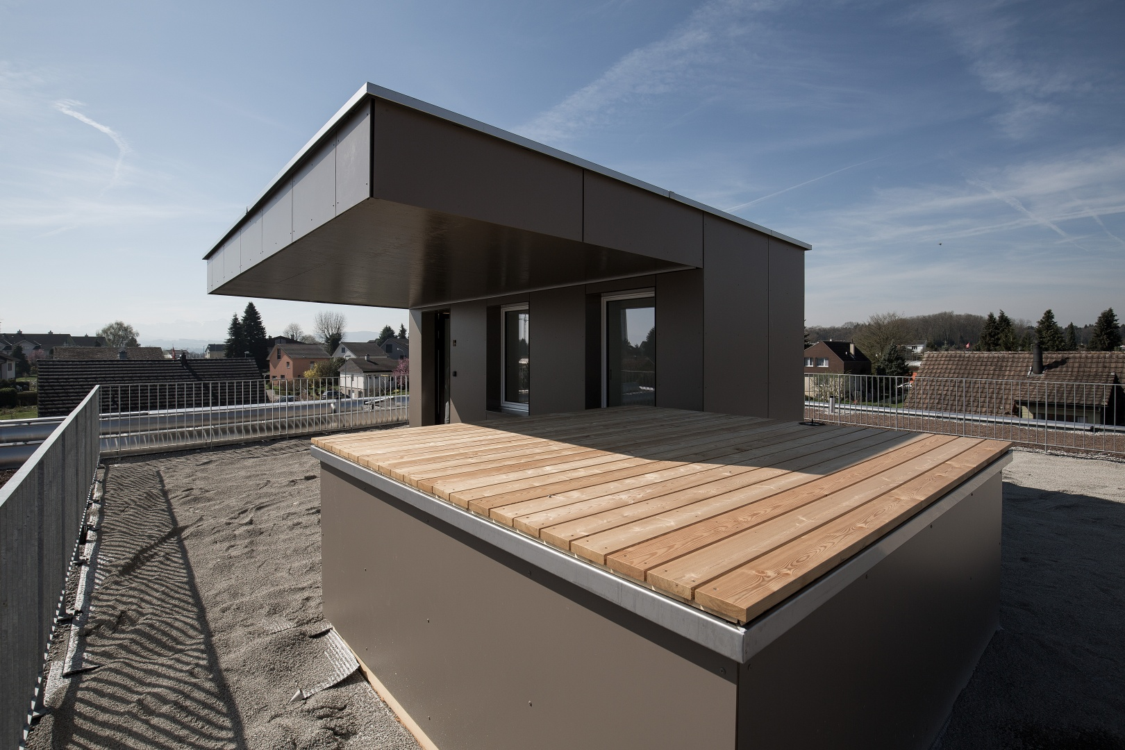 Dachterrasse © Atemstudios