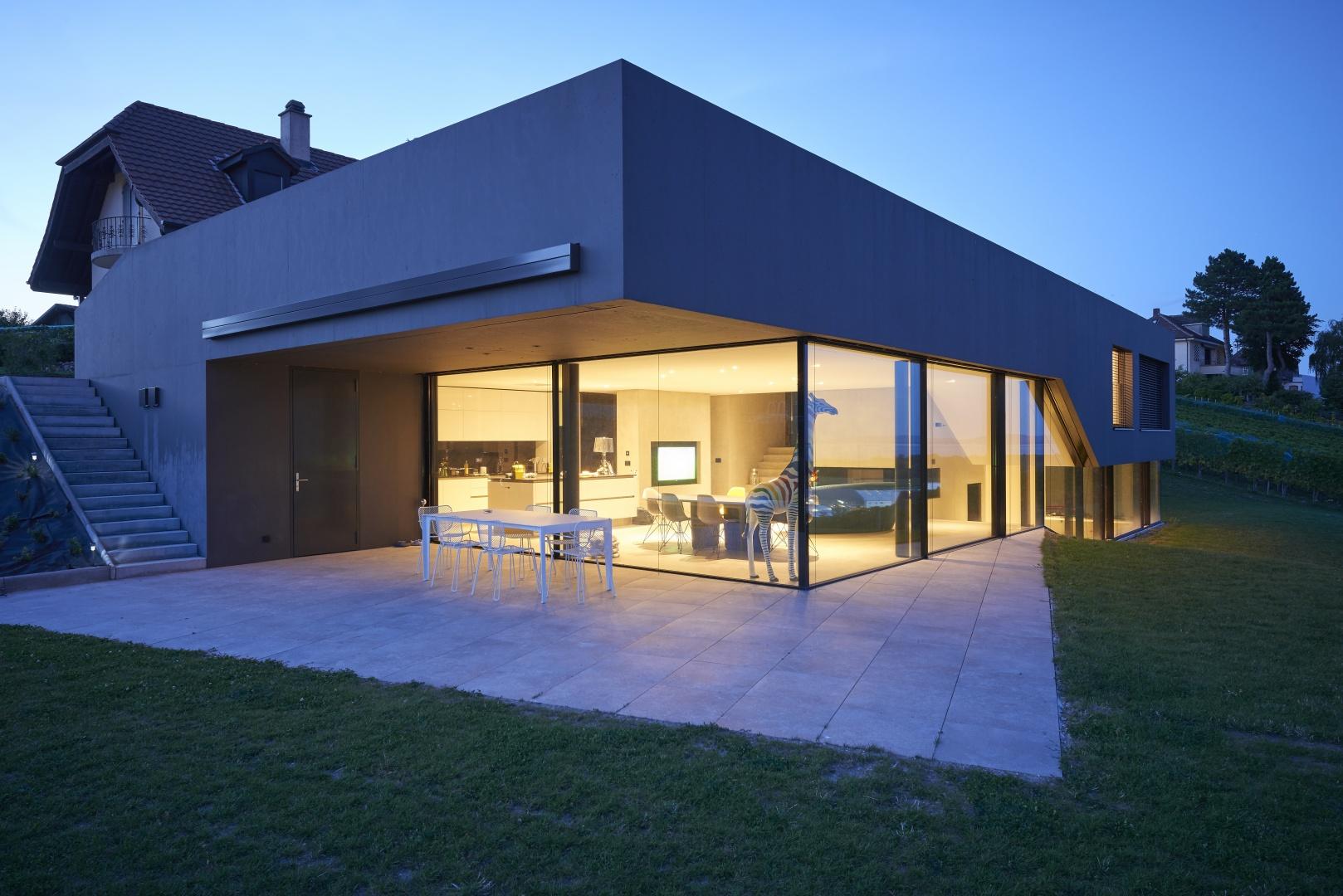 Villa familiale © Stephan Offermann