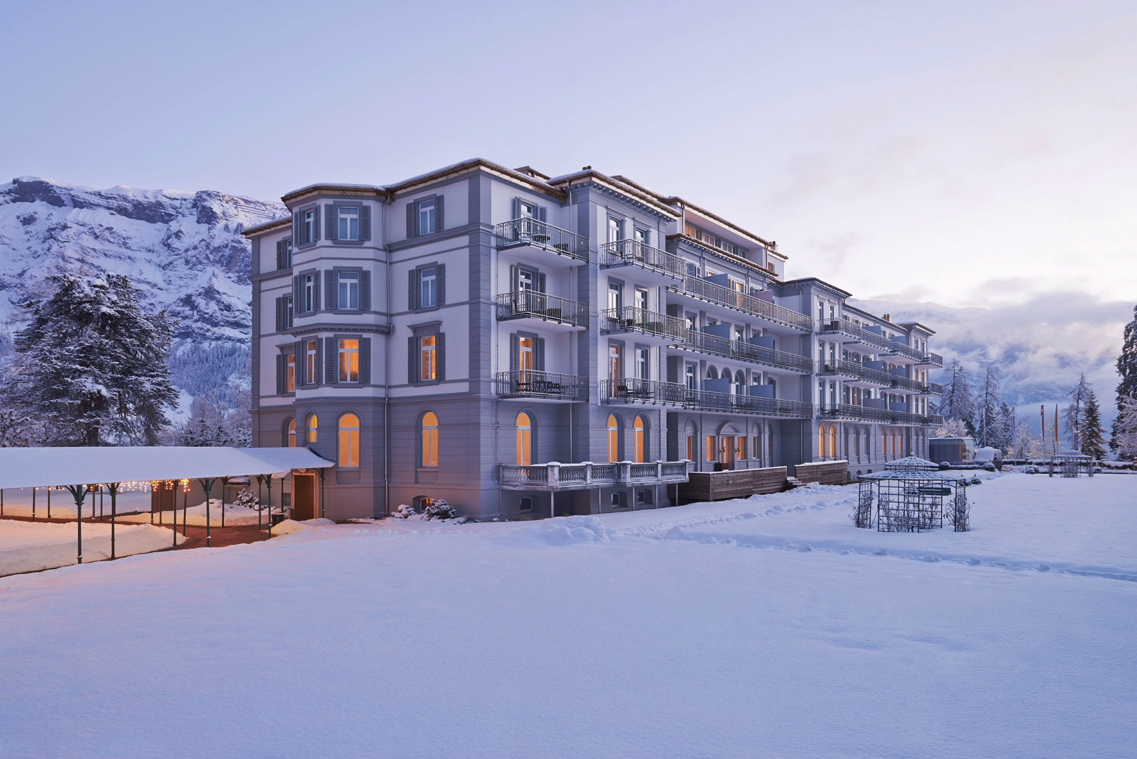 © Waldhaus Flims Alpine Grand Hotel&Spa