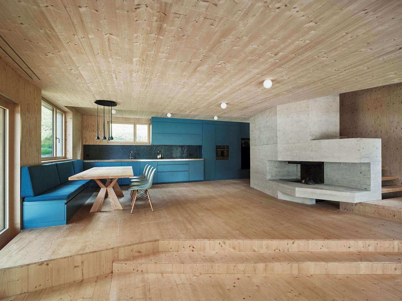 Wohnzimmer © Andreas Fuhrimann