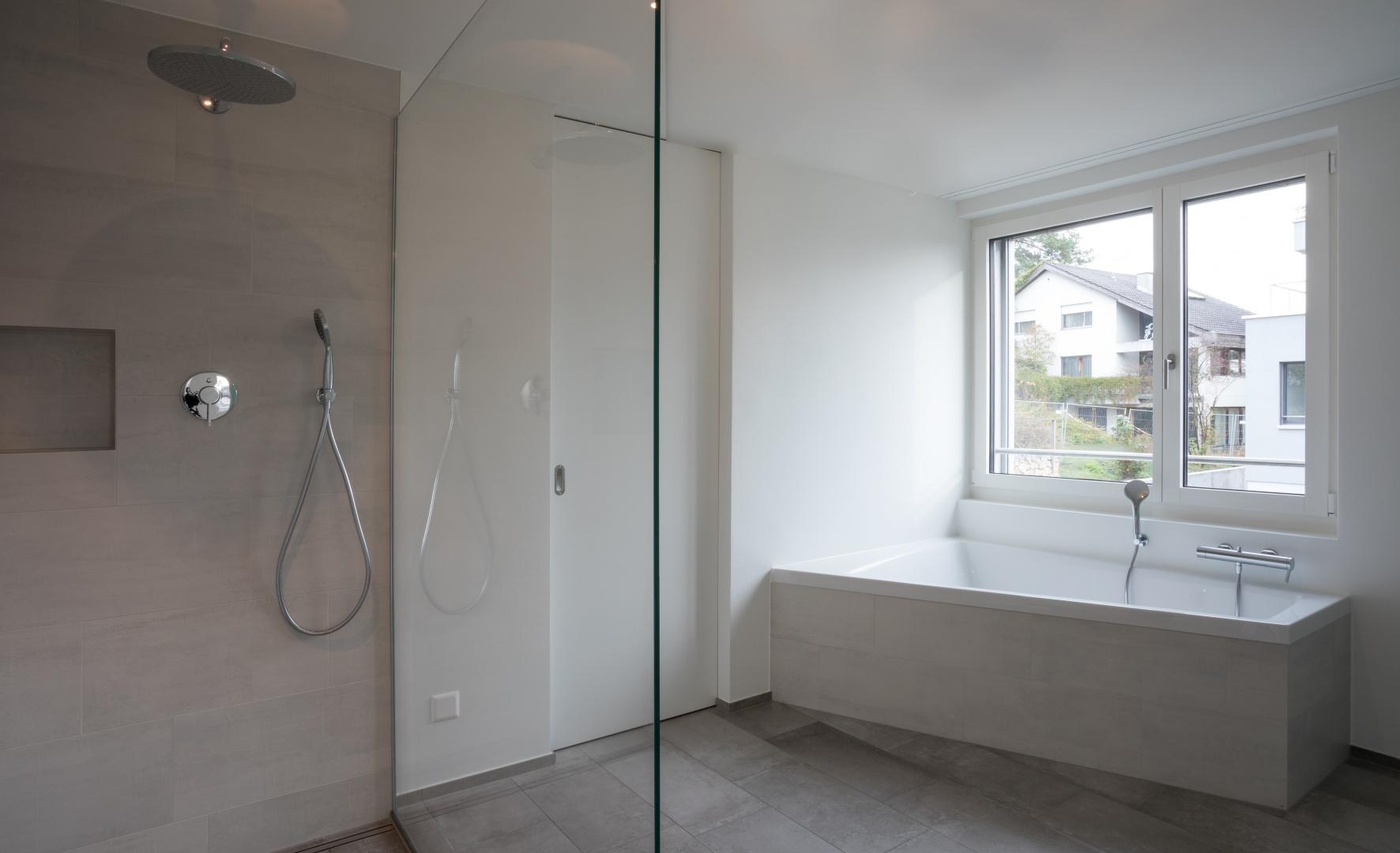 badezimmer haus A © philippe mueller