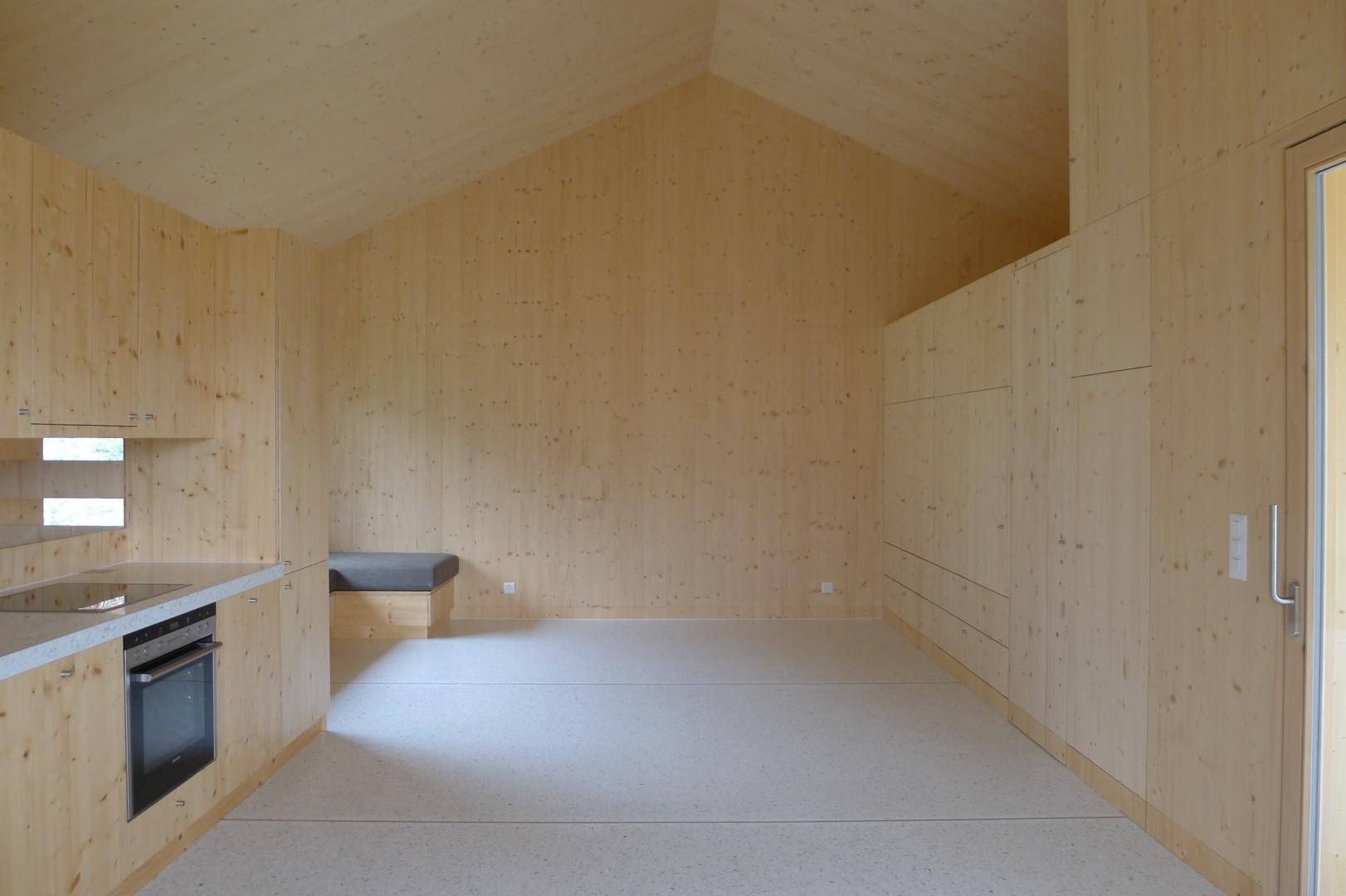 © Oliver Regazzoni, architecte