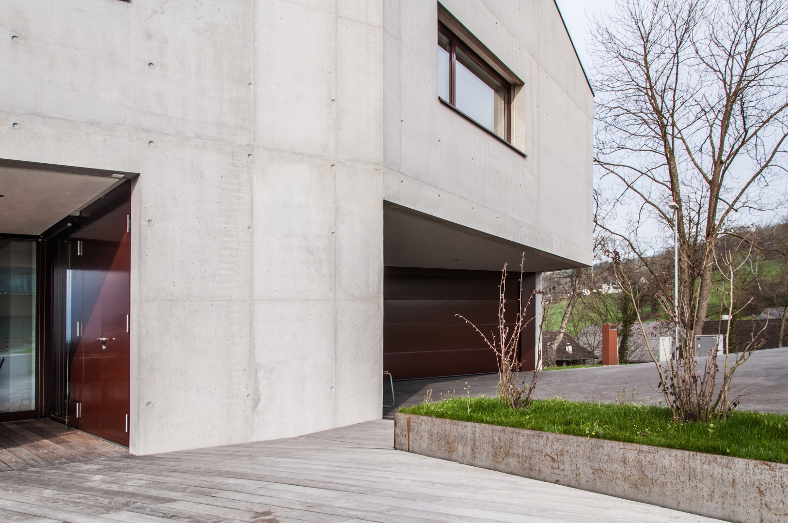 Aussenansicht © Architektur Pitbau