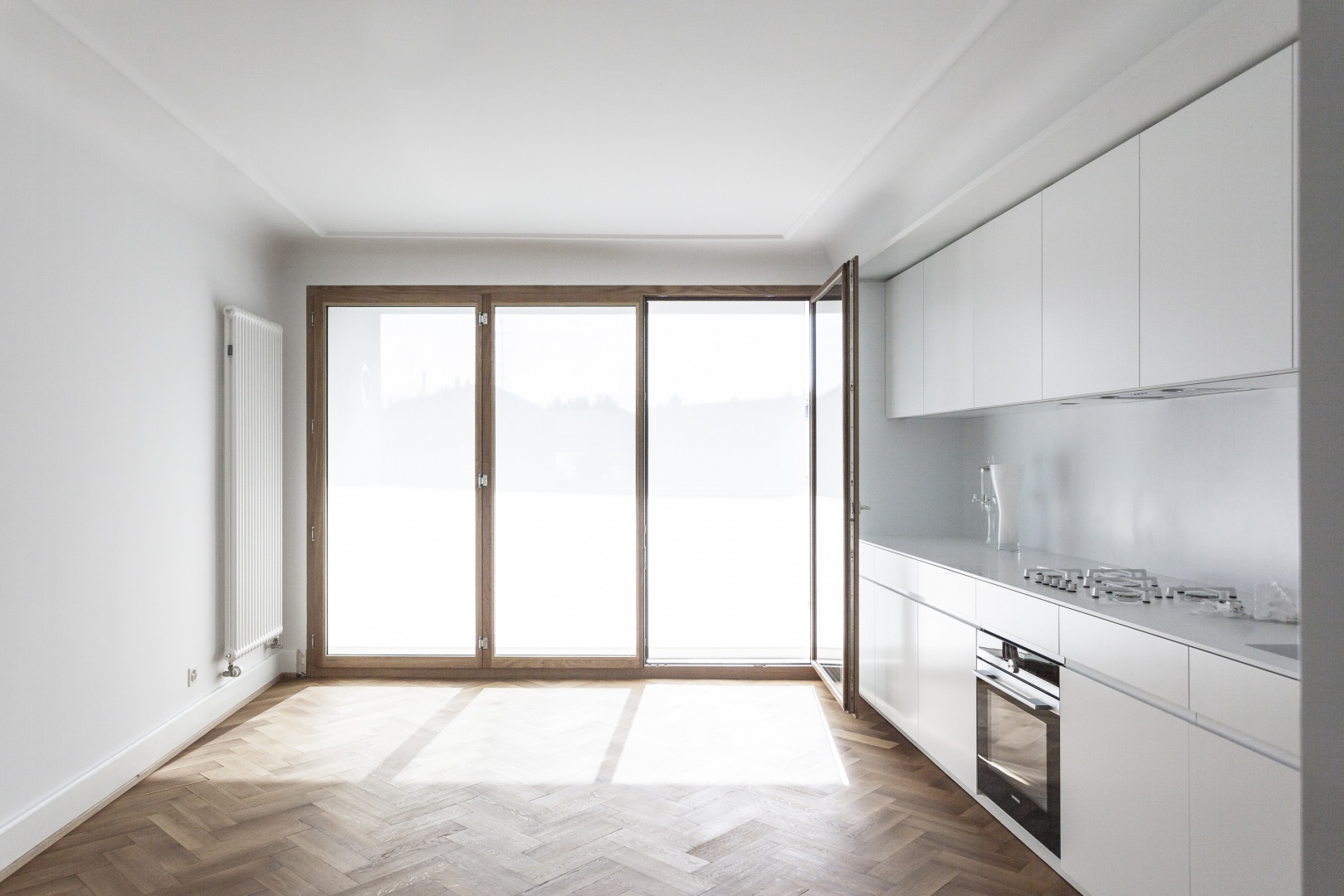 Küche 3.OG © KREN Architektur AG