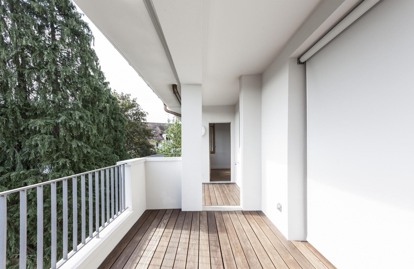 Terrasse 3.OG © KREN Architektur AG
