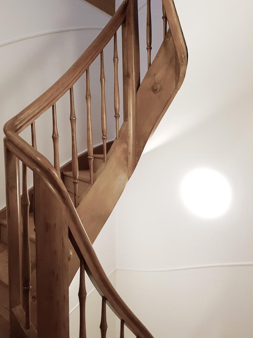 Treppenraum © KREN Architektur AG