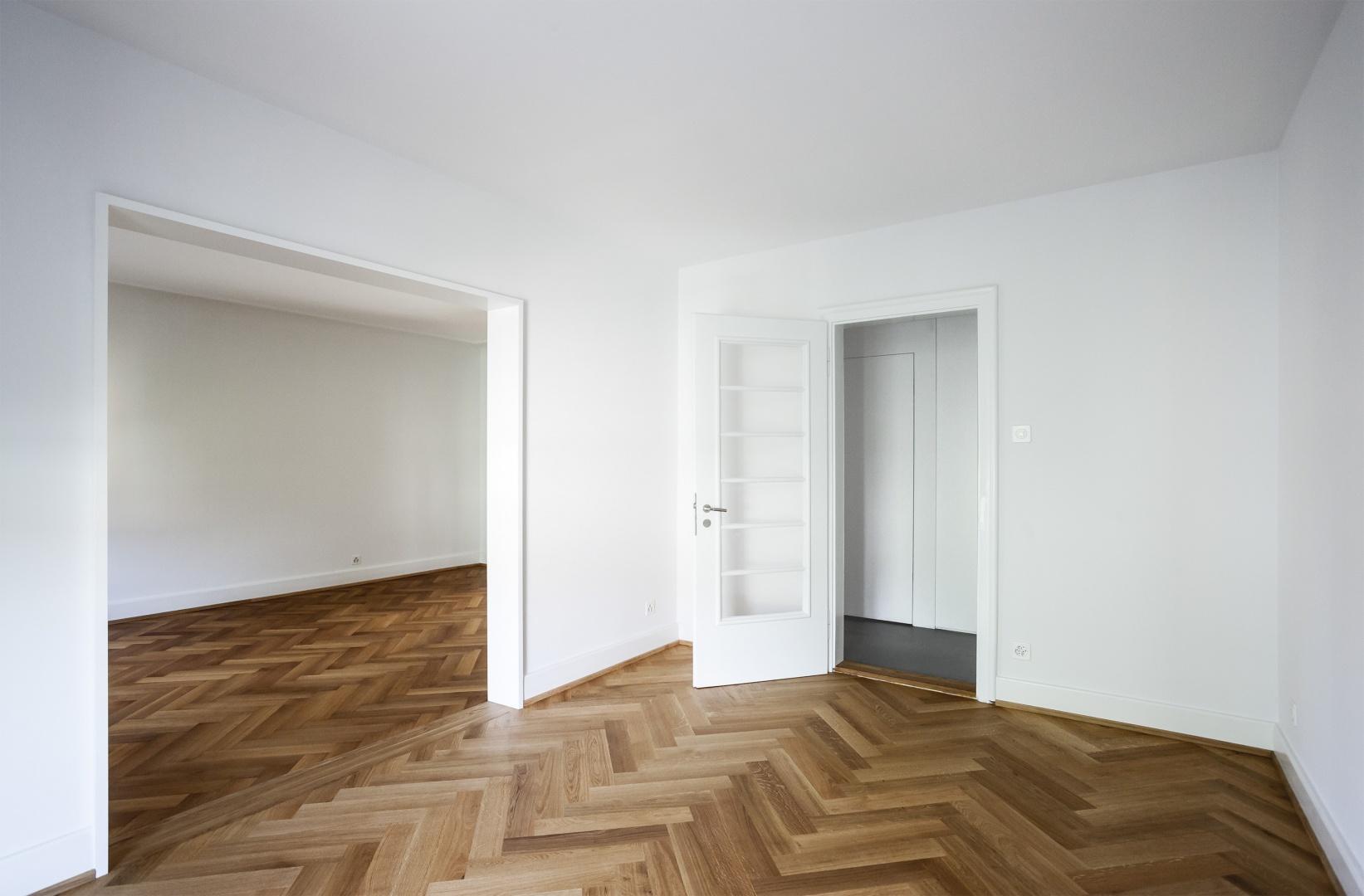 Wohnraum 3.OG © KREN Architektur AG