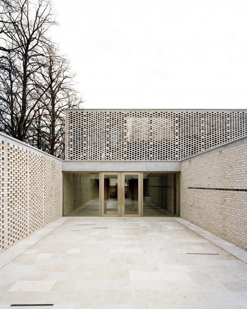 Ersatzneubau Krematorium Friedhof am Hörnli | Schweizer Baudokumentation