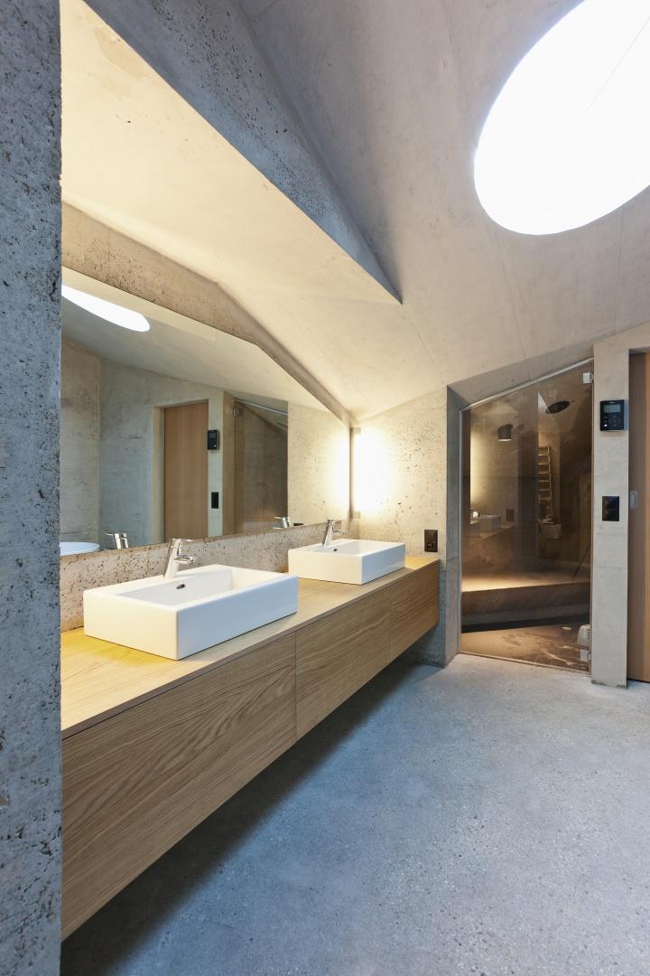 Badezimmer  © KREN Architektur AG