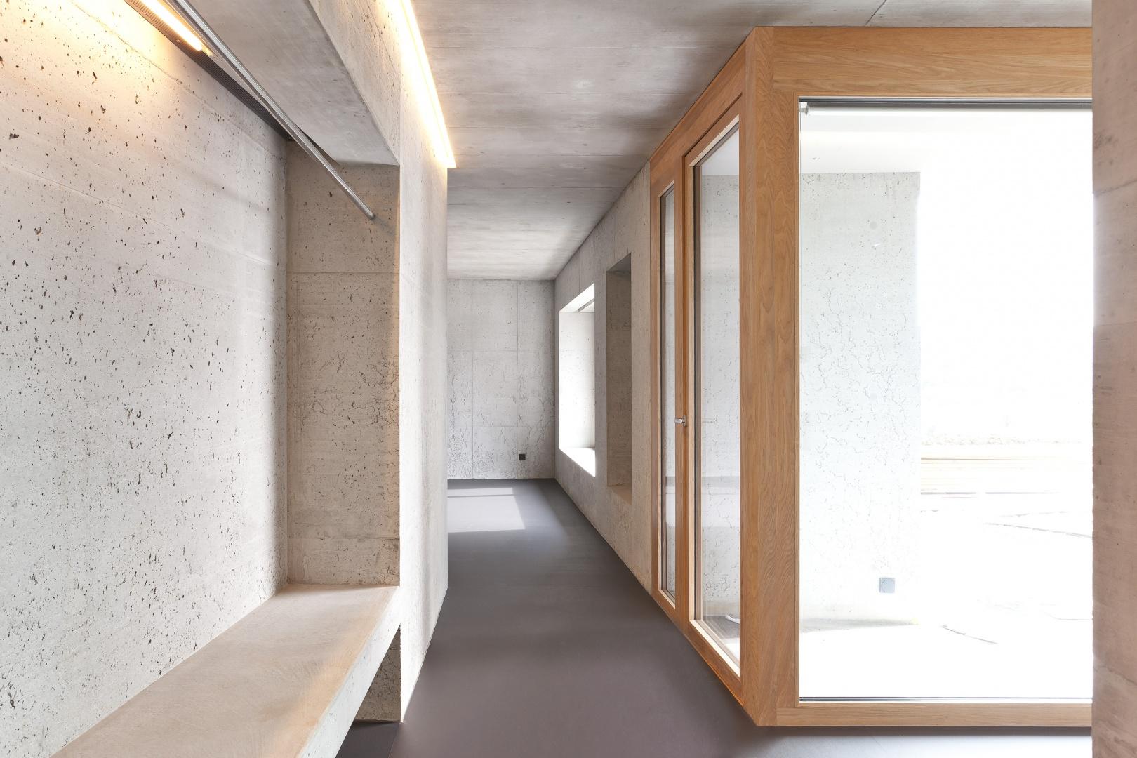 Eingangsbereich © KREN Architektur AG