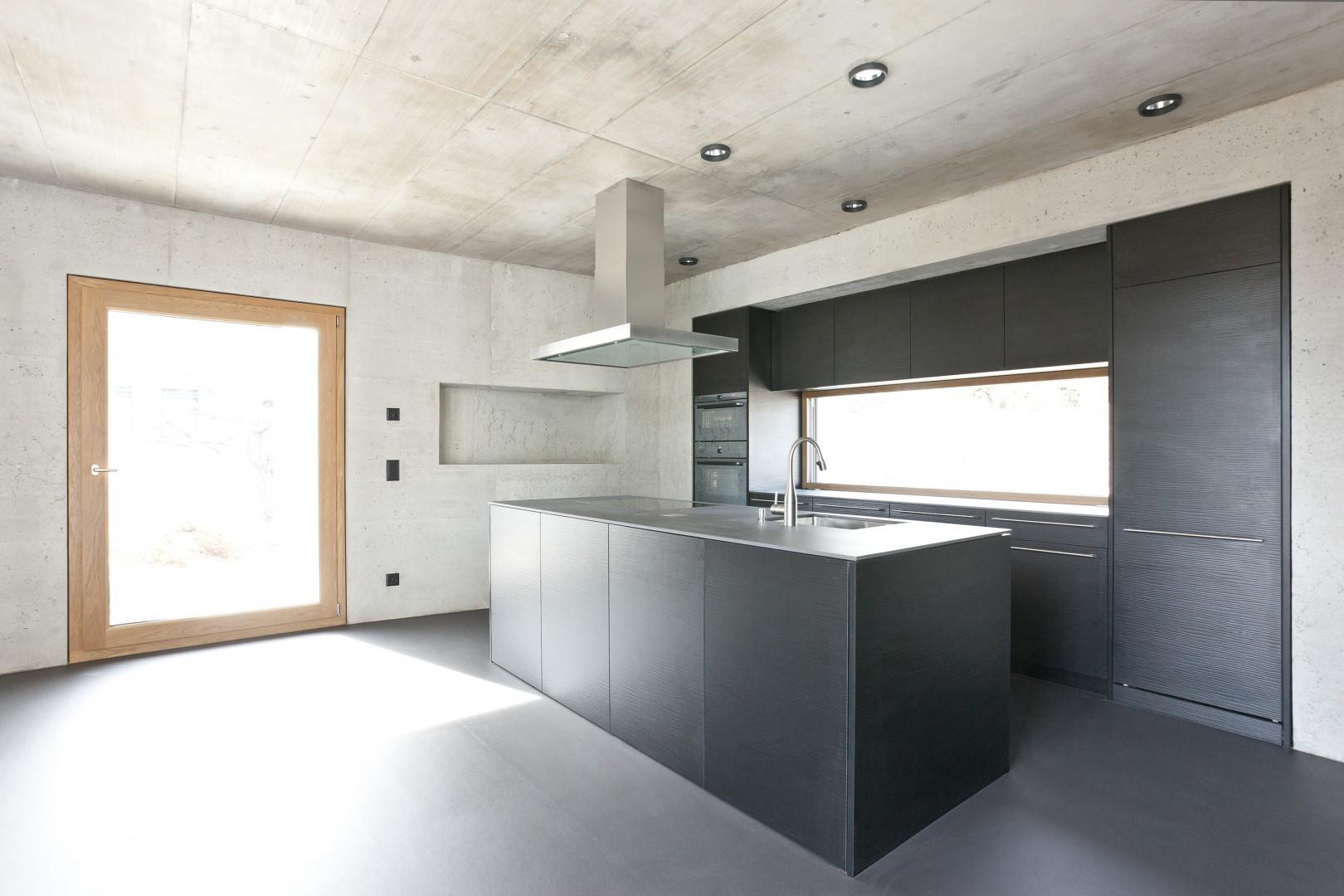 Küche © KREN Architektur AG