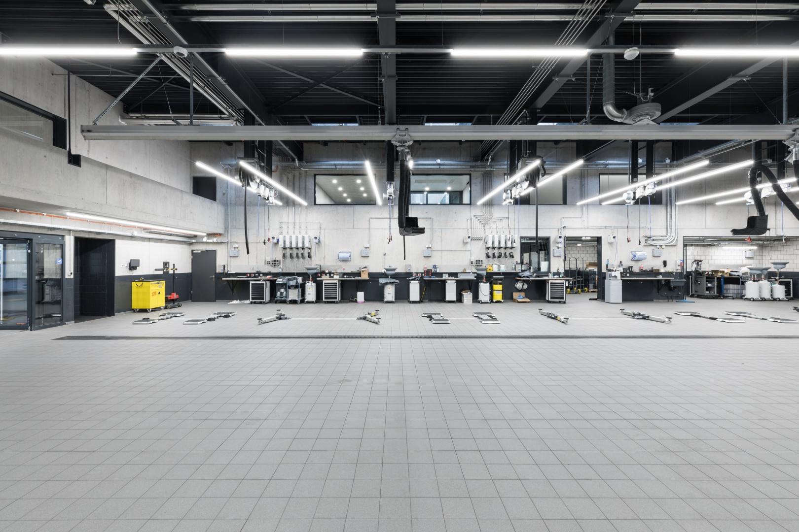 Werkstatt © KREN Architektur AG
