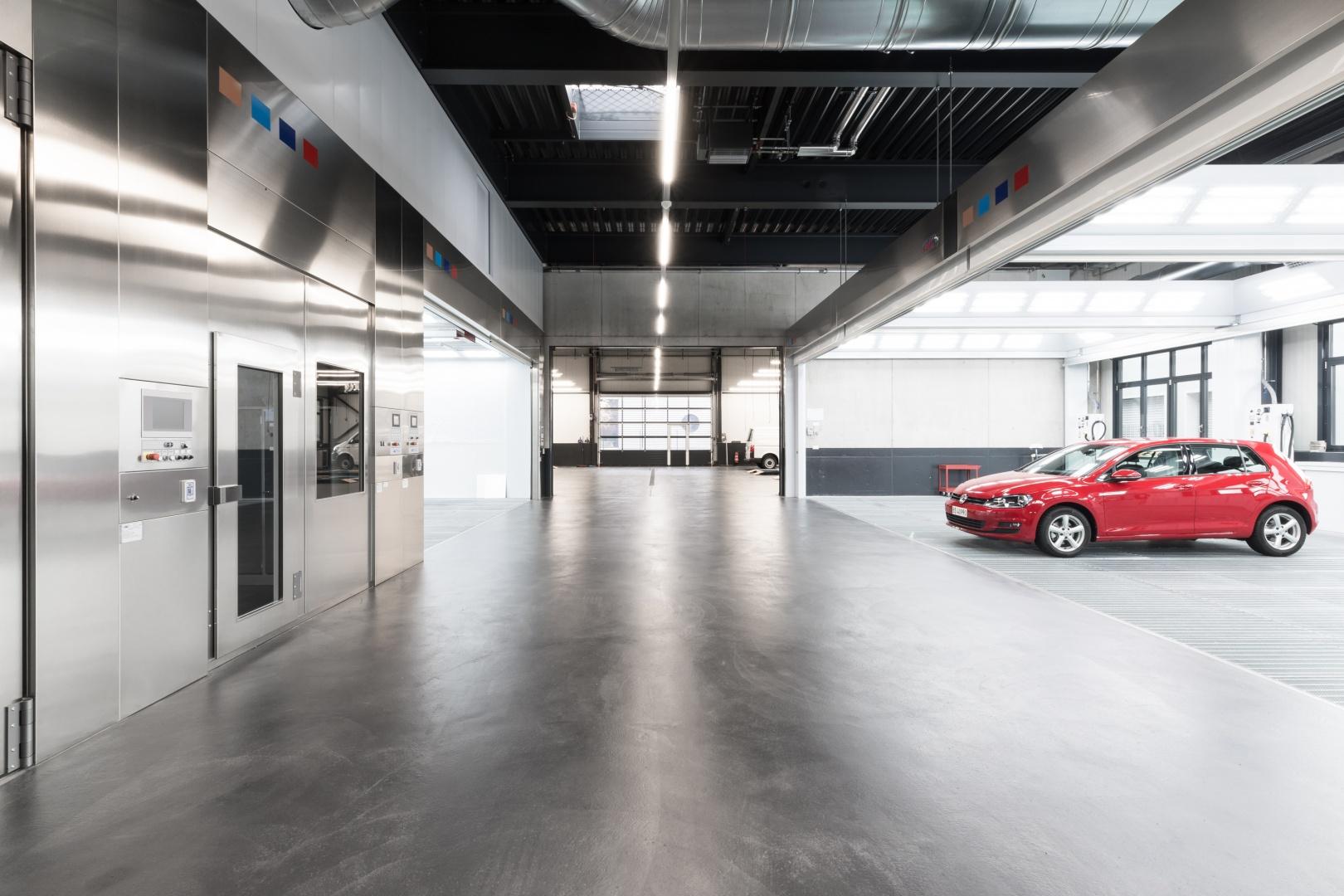 Carrosserie © KREN Architektur AG