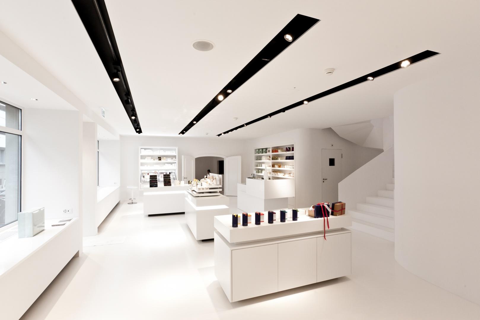 Verkaufsbereich © KREN Architektur AG