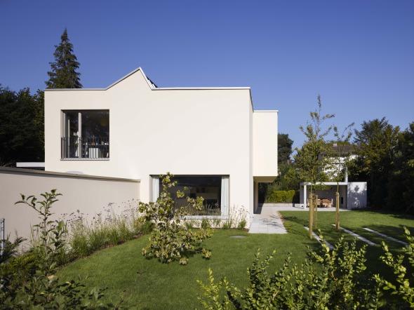 Fassade Westen © Merlo Architekten AG