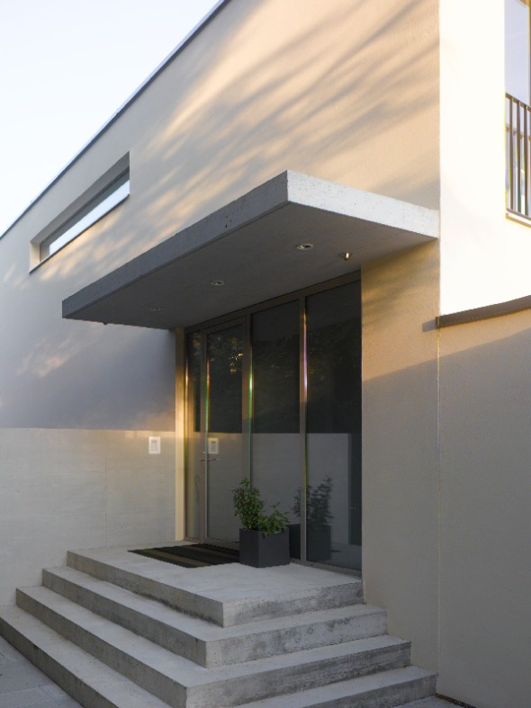 Eingang © Merlo Architekten AG