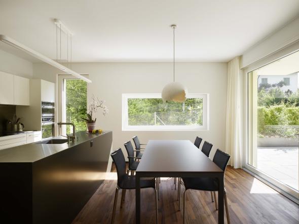 Küche © Merlo Architekten AG