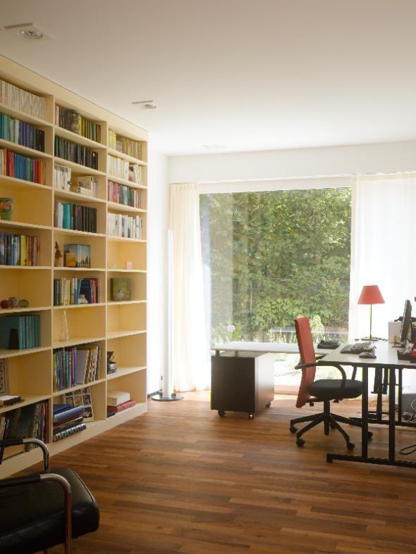 Büro © Merlo Architekten AG