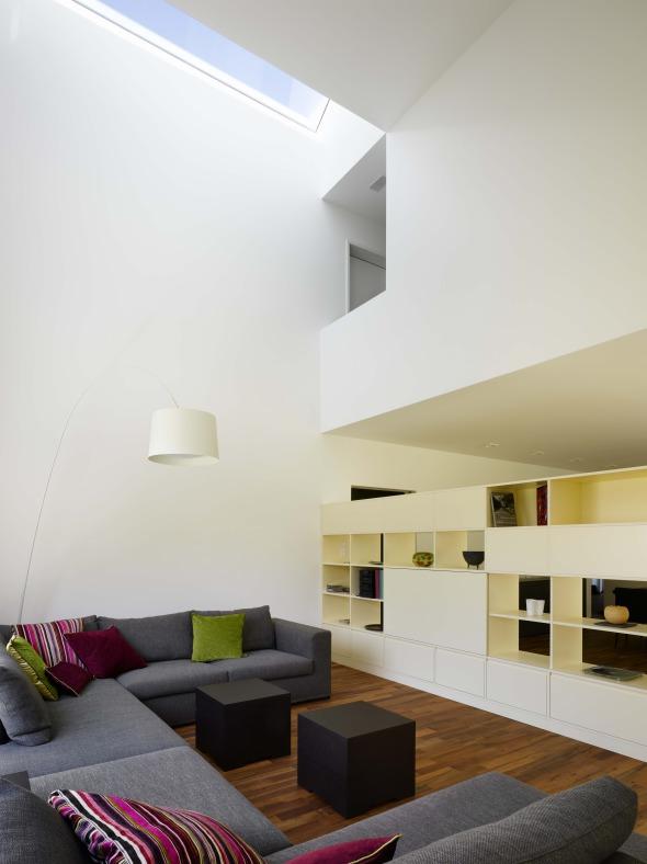 Wohnen © Merlo Architekten AG