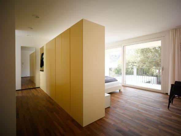 Elternzimmer © Merlo Architekten AG
