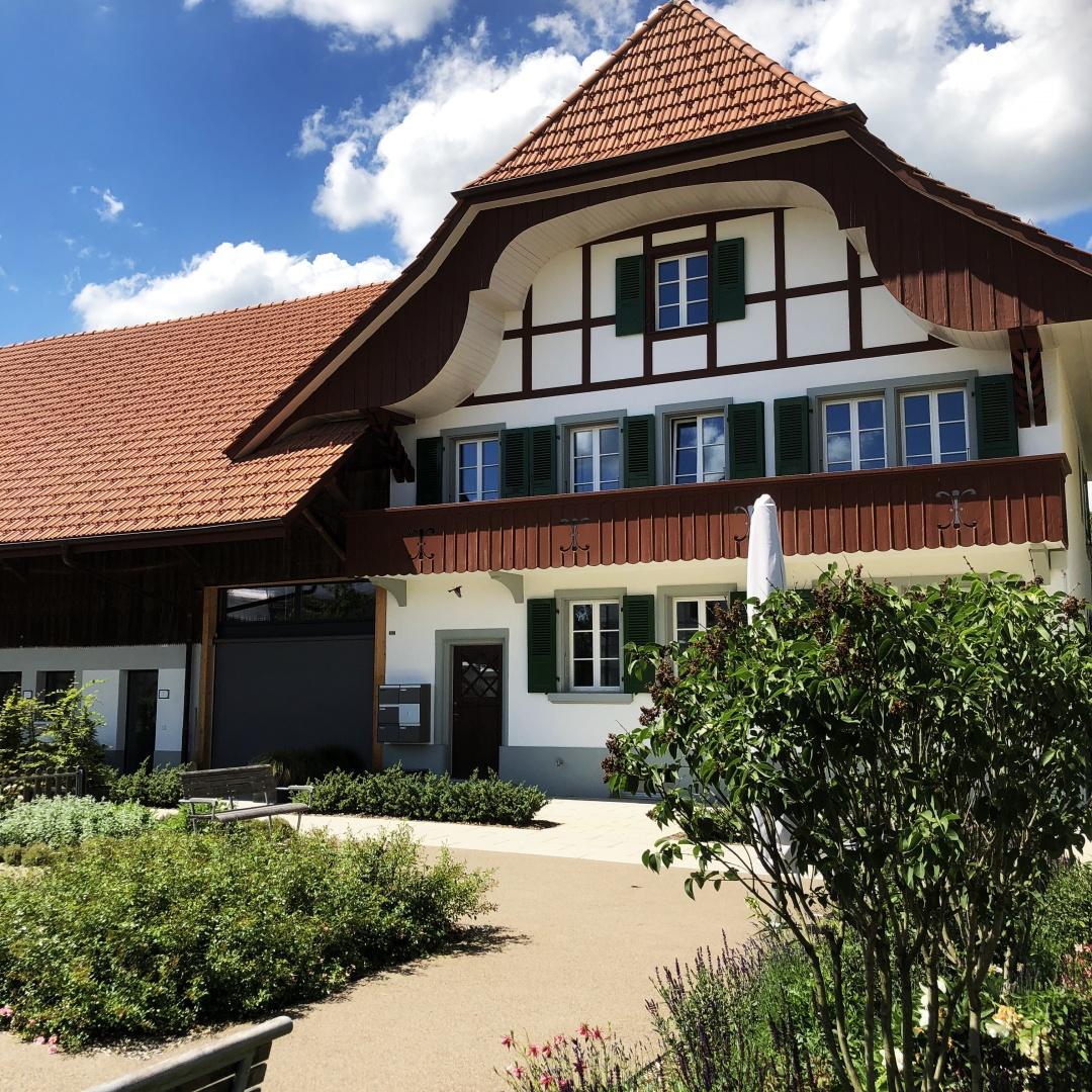 denkmalgeschütztes Bauernhaus © bauwelt architekten ag