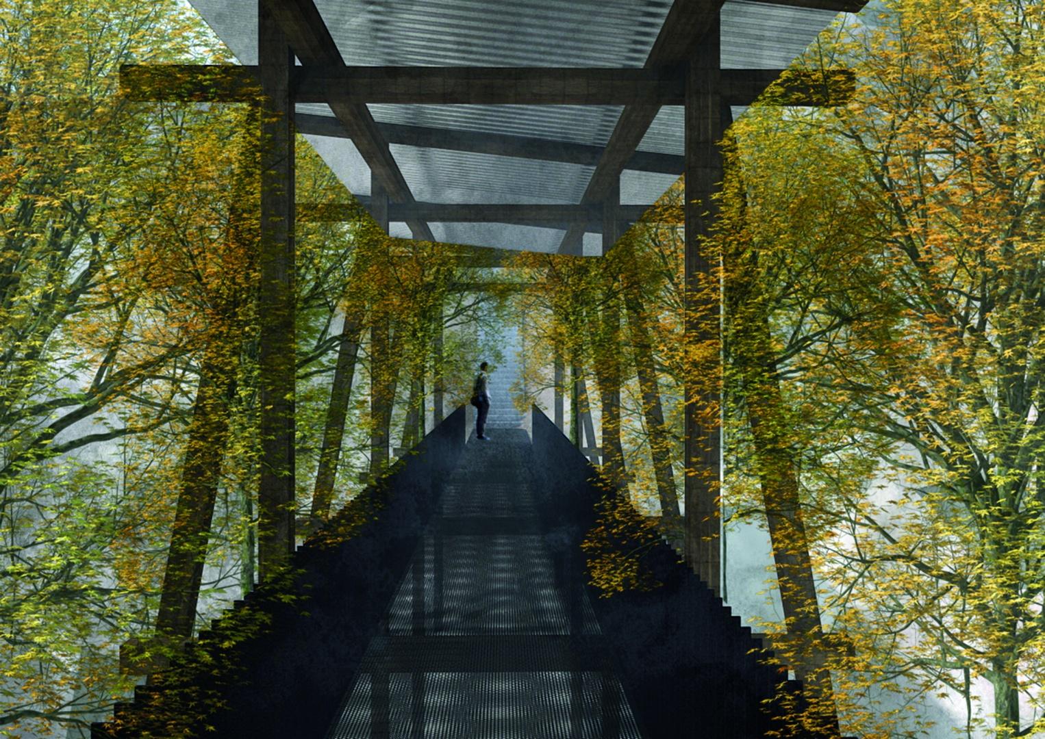 Wanderbrücke_04 © Davide Vinciguerra